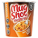 Mug Shot on the Go Spicy Sweet & Sour Flavour Noodles (67g) - Pack of 6