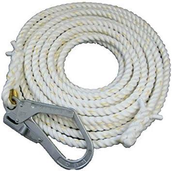 クレモナ製親綱ロープ 16mm (20M)