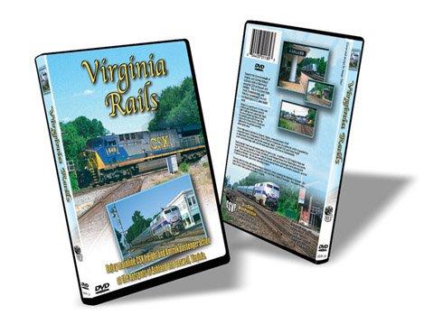 Virginia Rails - Greg Scholl Video Productions [DVD]
