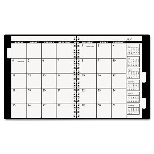 AT-A-GLANCE 2016 Loose Leaf Monthly Planner Refill for 70-236 or 70-296 (70-92-36)