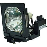 AuraBeam Eiki LC-X4 Projector Replacement Lamp with Housing