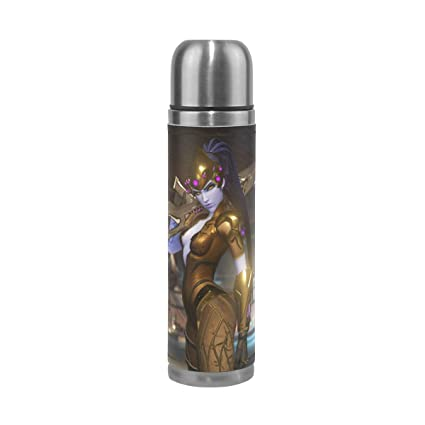 Amazon.com: Vacuum Cup Insulated Stainless Overwatch ...
