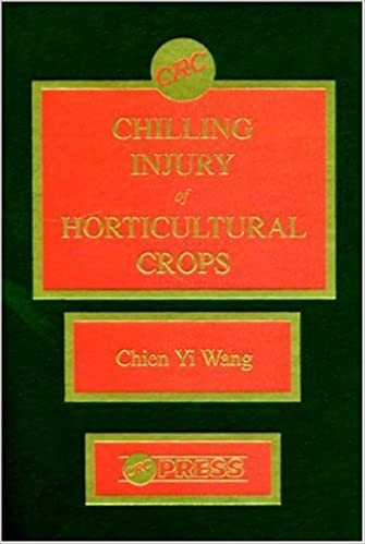 Chilling Injury of Horticultural Crops
