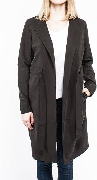 VILA CLOTHES Womens Vico Long Coatigan Pb Coat