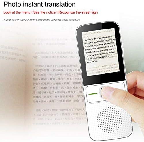 /Übersetzer Sprach/übersetzer Business und Sprachenlernen Tragbar Sofort /Übersetzer Sprach/übersetzer Offline und Aufnahme Sprach/übersetzer f/ür Reisen