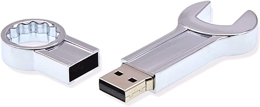 Unique Novelty NEW 16GB Key To My Hear USB Flash Drive