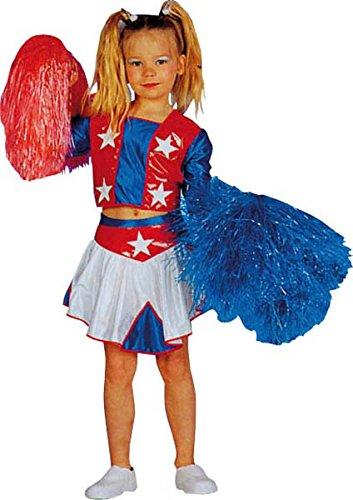 50-70% di sconto design innovativo lussureggiante nel design Wilbers - Costume di carnevale, motivo: Cheerleader Galaxy ...