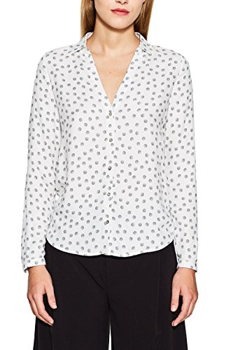 110 ESPRIT White Off Collection Femme Blouse Blanc YqwqAgSR