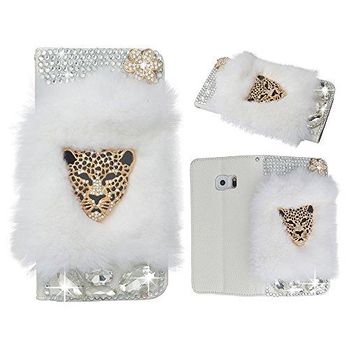 KAKA Leather Folding Rhinestone Crystal product image
