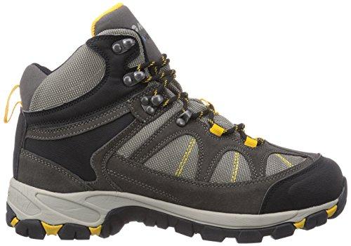 Hi-Tec ALTITUDE LITE i WP - botas de senderismo de cuero hombre gris - Grau (051 CHARCOAL/WARM GREY/GOLD)