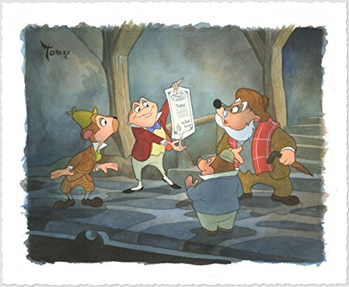 The Adventures of Ichabod and Mr. Toad: