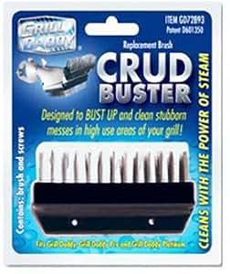 Parrilla cepillo Daddy gd72893Crud Buster Reemplazo parrilla cepillo