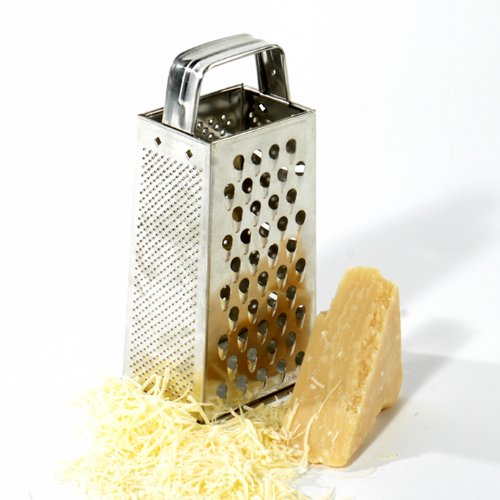 Jacob Bromwell Morgan's Famous Grater (Stainless, -