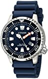 Image of Citizen Eco-Drive Men's BN0151-09L Promaster Diver Watch With Blue PU Band