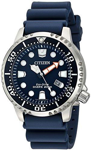 5. Citizen Eco-Drive Diver Watch