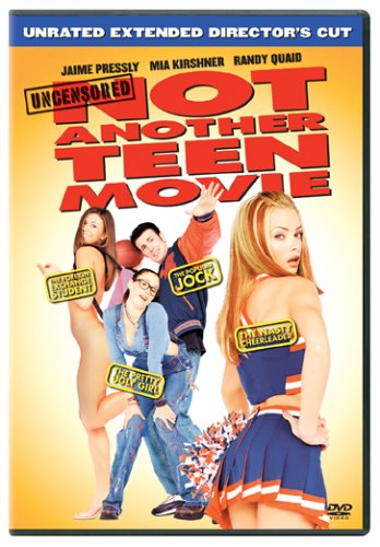 Not Another Teen Movie (Unrated Extended Director's Cut) (Teen Dvd Movies)