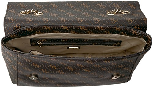 GUESS Ryann Logo Shoulder Bag, Brown by GUESS (Image #5)