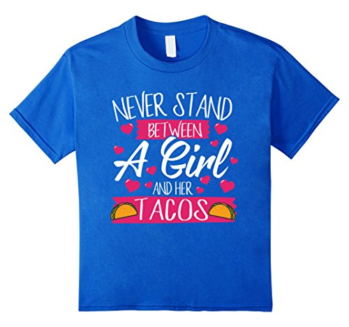 A Girl and Her Tacos! Taco Lover T-Shirt