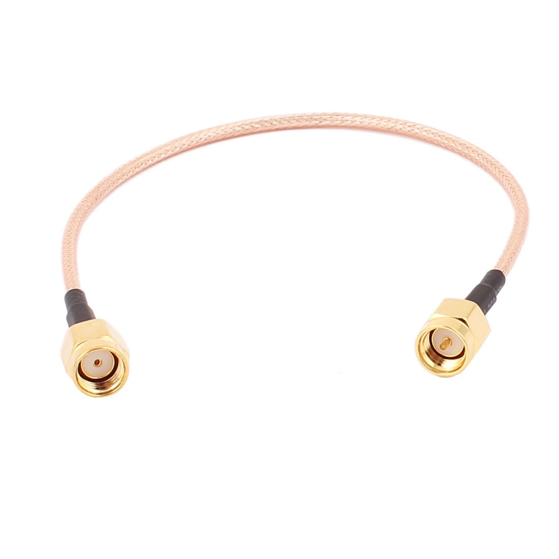 20 cm Uxcell RP-SMA-J Female to SMA-J Male RG316 Coaxial Cable Pigtail