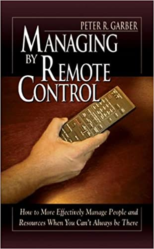 Managing by Remote Control