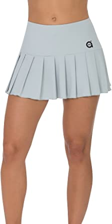 a40grados Sport & Style Nicoleta Falda de Tenis, Mujer: Amazon.es ...