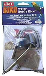 Lixit Recycles Beverage Water Bottle Kit 5/16 in Tube GB Kit S