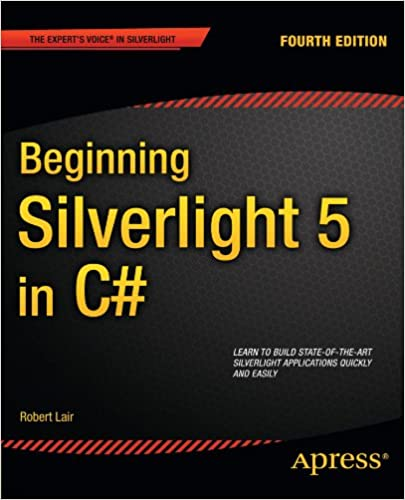 Silverlight 5 in C# (Expert's Voice in Silverlight)