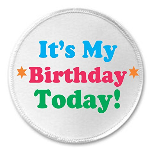 It's My Birthday Today! (Colorful) 3