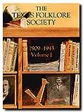 Texas Folklore Society, 1909-1943, Francis Edward Abernethy, 0929398424