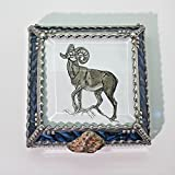 Mountain Sheep Jewelry Box
