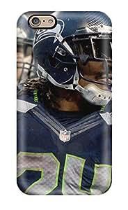 Defender Case For Iphone 6, Seattleeahawks Pattern