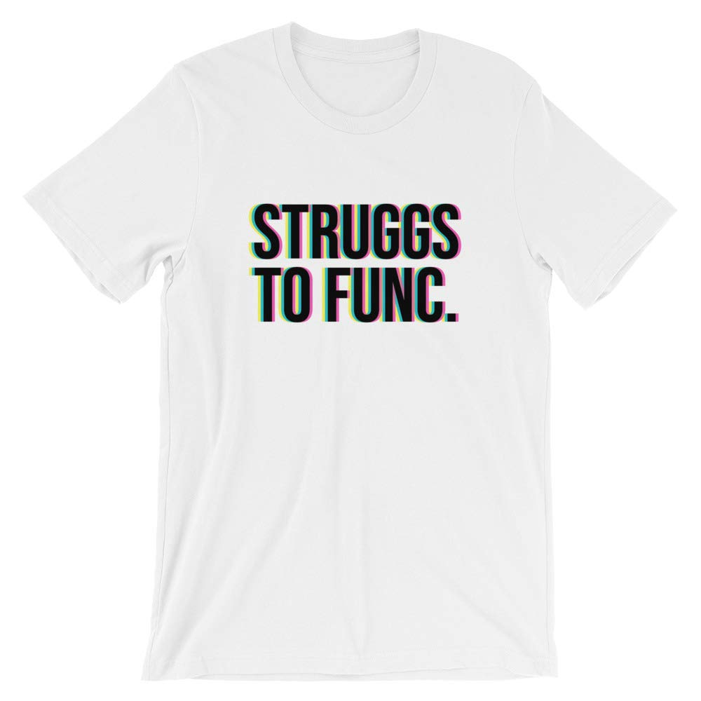 Struggs to Func Shirt//Queer Eye T-Shirt//Jonathan Van Ness Tee//Fab Five Shirt//Unisex Mens Womens//Antoni Bobby Karamo