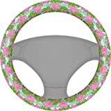 RNK Shops Preppy Steering Wheel Cover (Personalized)