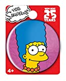 Simpsons The Marge Single Button Pin Action Figure