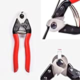 BlueSunshine Professional Mountain Bike Bicycle Cable & Housing Cutter