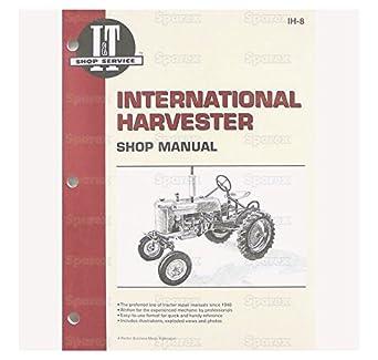 amazon com sparex ih8 manual service ih for various makes rh amazon com ihome ih8 manual pdf ihome ih8 manual pdf