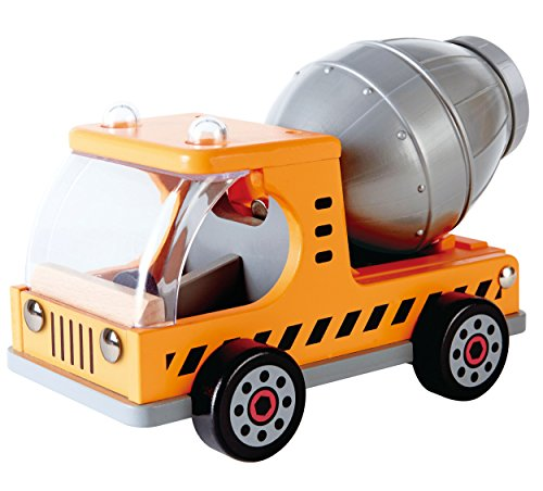 Hape-Playscapes-Mix-N-Truck-Wooden-Toy-Vehicle