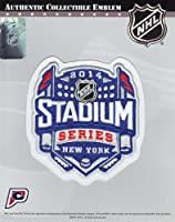 2014 NHL Stadium Series Game Logo Jersey Patch New York Rangers