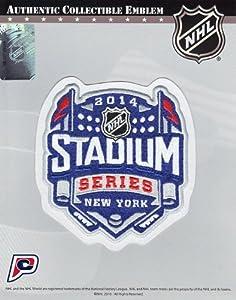2014 NHL Stadium Series Game Logo Jersey Patch New York Rangers