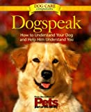 Dog Speak, , 157954049X