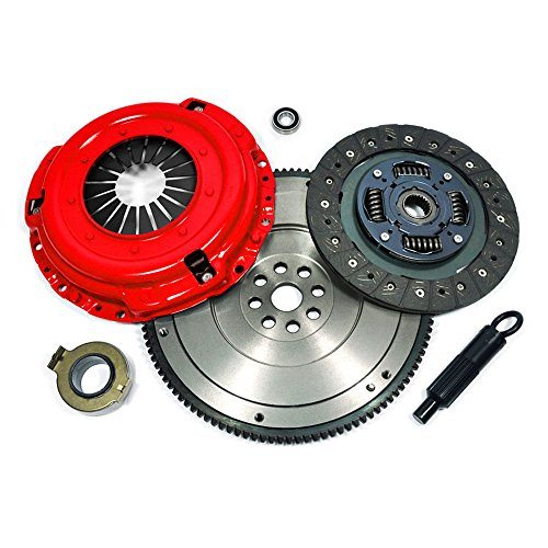 EFT STAGE 1 CLUTCH KIT+FLYWHEEL 95-04 TOYOTA 4RUNNER TACOMA T100 TUNDRA 3.4L V6 (Flywheel Tacoma compare prices)