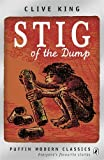 Front cover for the book Stig of the Dump by Clive King