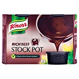 Knorr Rich Beef Stock Pot (8x28g) - Pack of 2