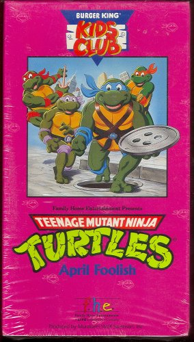 Amazon.com: Teenage Mutant Ninja Turtles-April Foolish ...