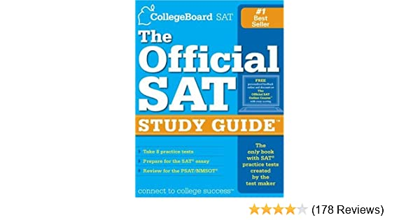 The official sat study guide for the new sat the college board the official sat study guide for the new sat the college board 9780874477184 amazon books fandeluxe Gallery