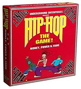 Hip Hop Board Game
