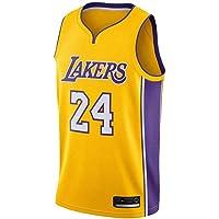 RTVZ heren vrouw NBA Lakers 24# Kobe Bryant Jerseys basketbalshirt ademend mesh sh-shirts basketbaluniform borduurwerk tops basketbal pak