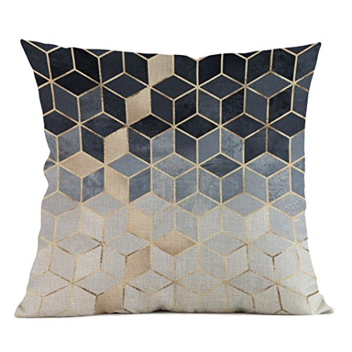 Lowprofile Sofa Home Decor Geometric Pillow Covers Decorative Throw Cushion Cover
