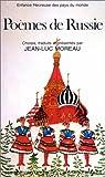 Poèmes de Russie par Moreau
