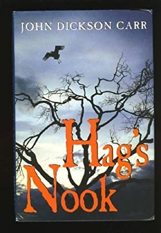 book cover of Hag\'s Nook